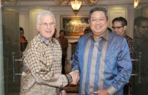 Alberts_Susilo Bambang Yudhoyono_Pres. of Indonesia. May 2010