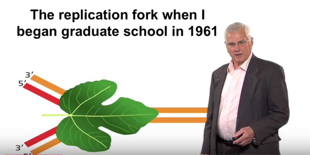 Bruce Alberts iBiology Lecture on DNA