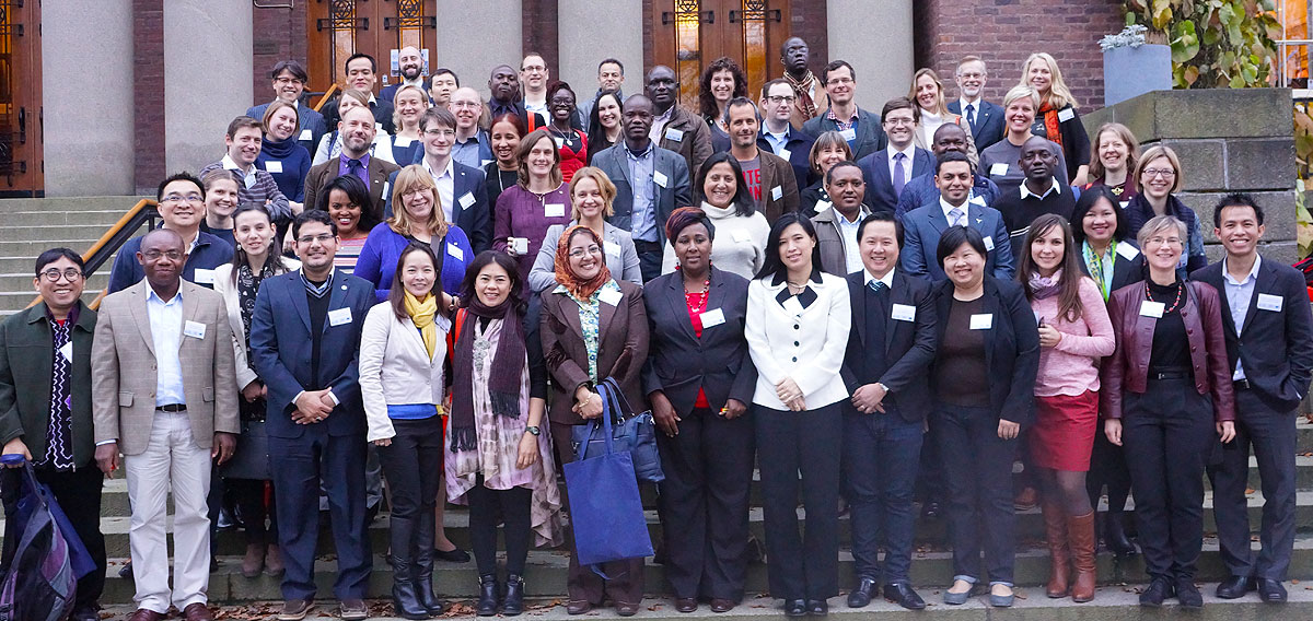 Global Young Academy Meeting in Stockholm