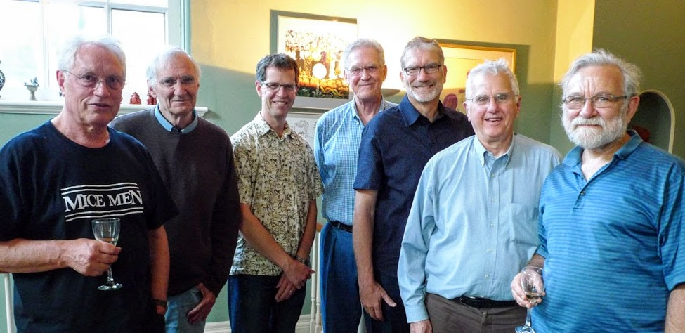 MBOC Authors at Nugent Terrace in June 2014.